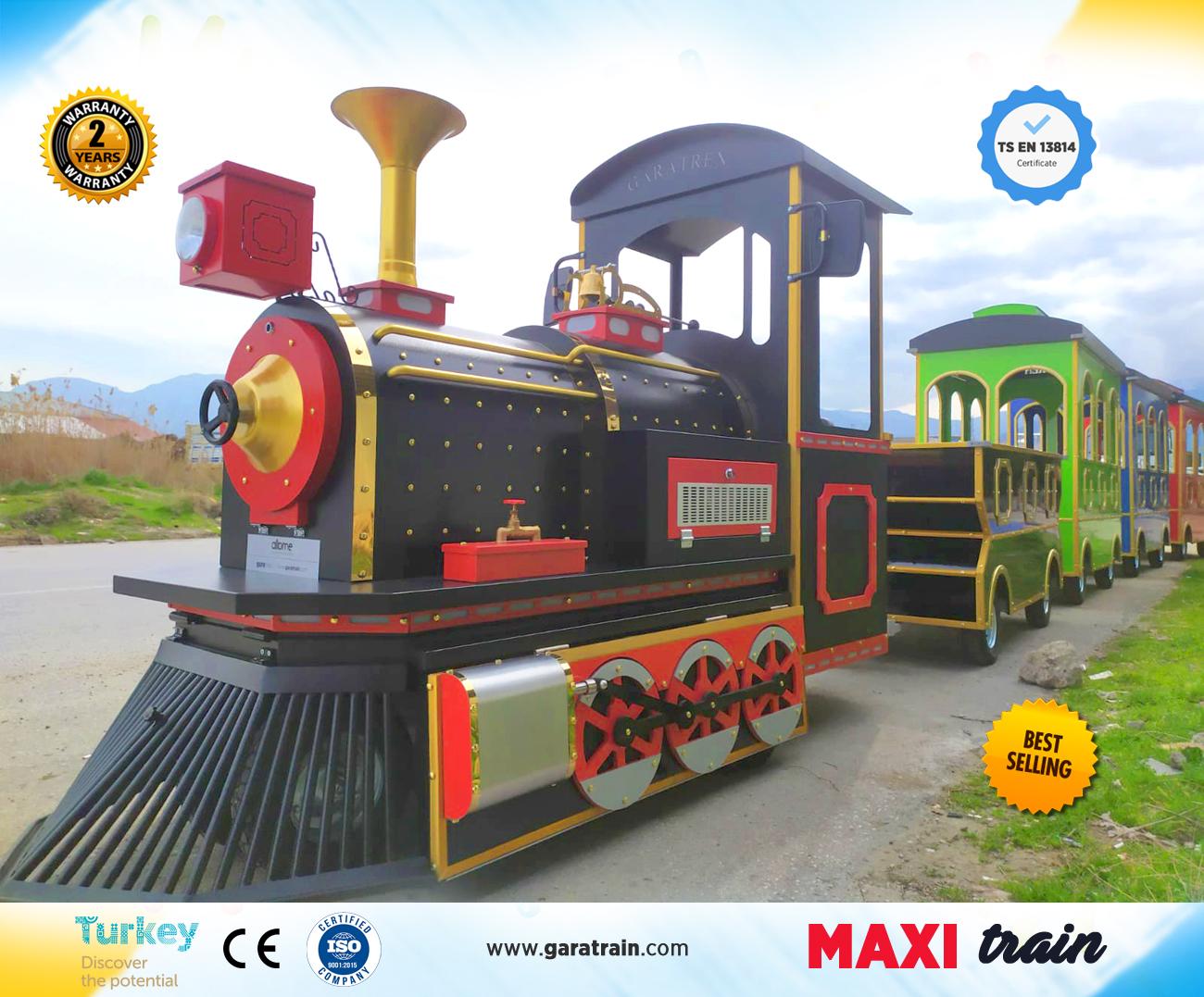 Elektrikli Maxi Tren