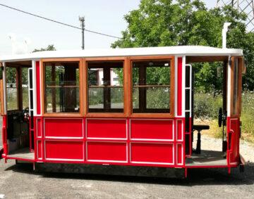 elektrikli tramvay