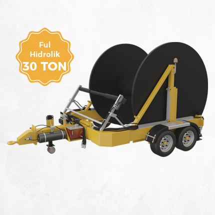ful-hidrolik-kablo-taşıma-römorku-30-ton
